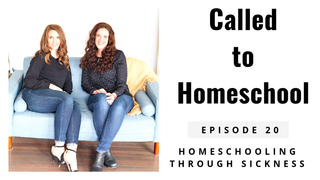 homeschooling through sickness