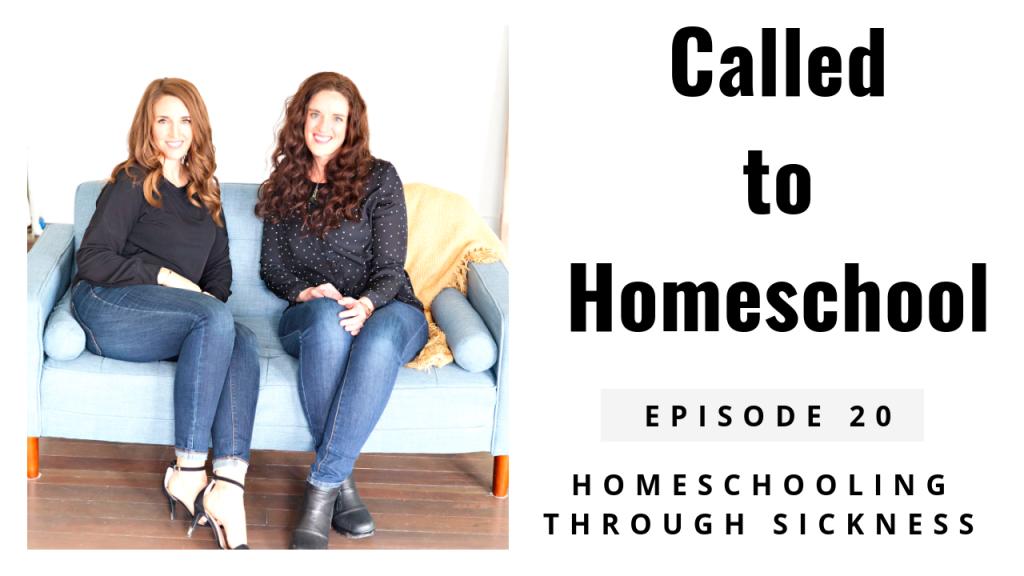homeschooling through sickness